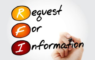 Difference Between an RFI, RFP and RFQ
